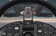 Ken's F-5E Cockpit 2