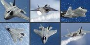 X-32A AFD Storm Collage 1