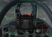 Yak-38 Cockpit 1