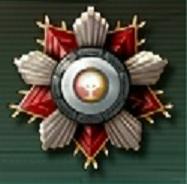 Aces Shot Down Medal