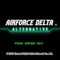 Airforce Delta Alternative Title - 01
