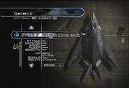 F-117 AFD Storm