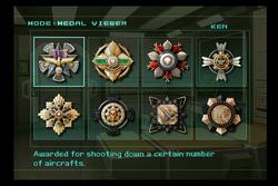 AFD Strike Medals