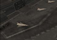 Type-E0 Holder Hangar 1