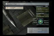 F-104G Rocket Pod