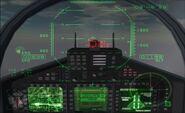 JIAN-JI 10 Cockpit 1
