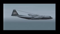 AC-130H (EDAF) Emblem Alt