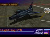 Lightning F6