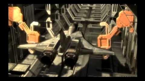Air Force Delta Strike Cutscene-Decision