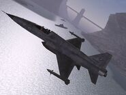 F-5E AFD Storm Gameplay 1