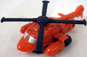 Deadly Helicopter Model 50