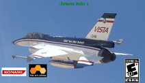 Airforce Delta 4 JP Cover