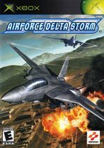 Airforce Delta Storm Game Cover