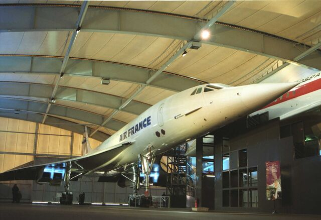File:Concorde at Le Bourget.jpg