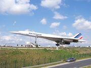 Concorde expo CDG