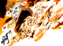 Air gear 318 flame red kazu by spitfire95-d3hp8gk