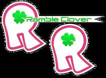Ramble Clover Color White