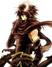 Anime Warrior by chaotixwolf-1