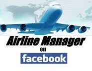Airline Manager on Facebook