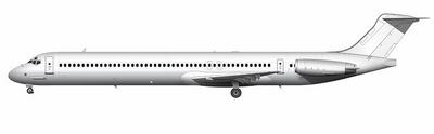 Douglas MD80