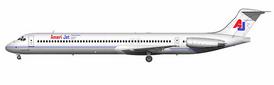 Amerijet Douglas MD-80