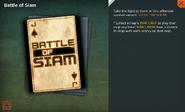 Battle of Siam Card Full