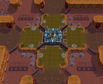 Battle PvE - Fort Overview