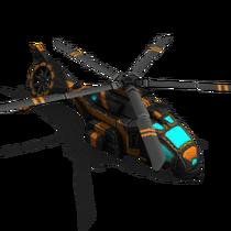 Helix base