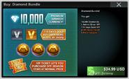 Diamond Bundle 10000 b20409