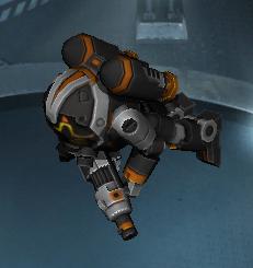 Rocketeer Temp