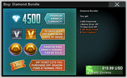 Diamond Bundle 4500 b20409