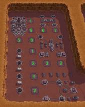 Battle PvE - Neutral Elevator Spawns