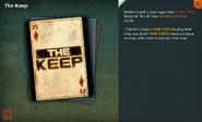 The Keep Card Full