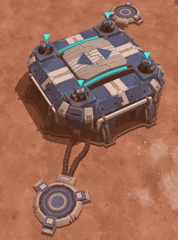 Bunkerless Outpost