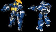 AirmechRobot M-05Chopper