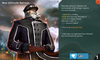 Ultimate Samson Full b29340
