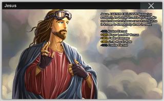 Jesus Full