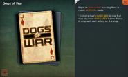 Dogs of War Card Full