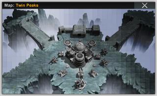 Map TwinPeaks
