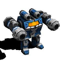 Blue Boomer