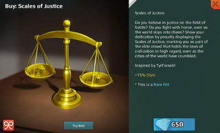 Scales of Justice Full