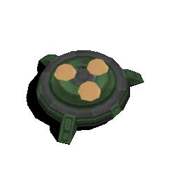 Green Heavy Mine