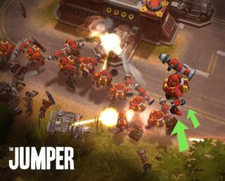 Jumper large