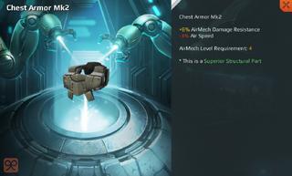 Chest Armor Mk2 Full