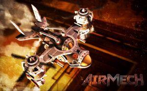 Osprey Steampunk