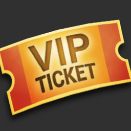 VIP Shop Ticket Crop