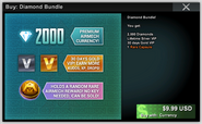 Diamond Bundle 2000 b20409