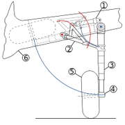 Landing Gear Schematic
