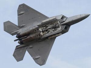 F-22 Weapon Bays