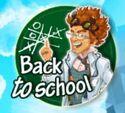 Zurück zur Schule Icon